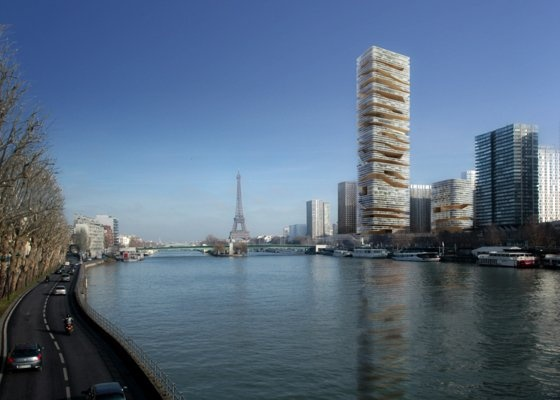 Grenelle tower in Paris by AZC Architecture: Architecture Insp, Grenel Towers Ate, Towers Zündel, Zündel Cristea, Architecture Graphics, Azc Architecture, Towers Ate Zündel, Atelier Zündel, Grenell Towers