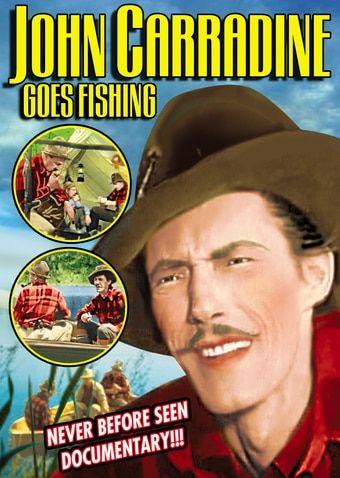 John Carradine Goes Fishing DVD-R (1947) Starring John Carradine; Directed by F. Herrick Herrick; Alpha Video | OLDIES.com