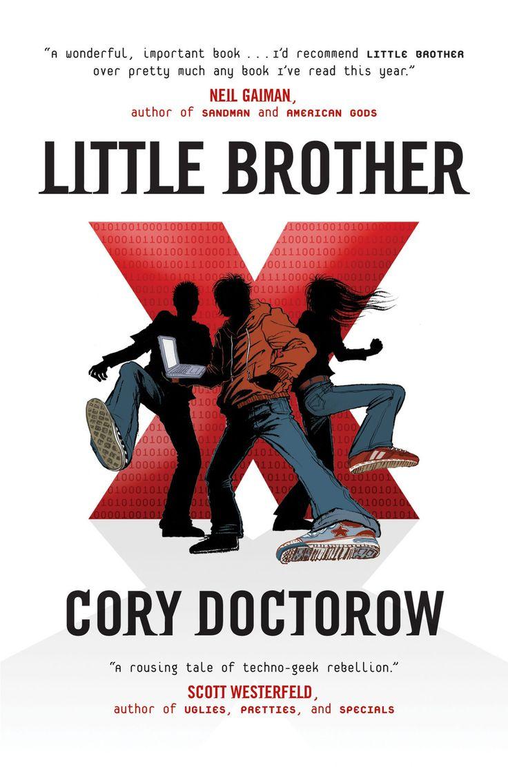 Florida school pulls Cory Doctorow's book, he sends it to students