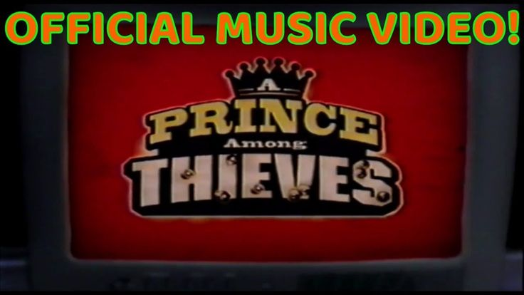 Prince Paul - A Prince Among Thieves (HD) | Official Video