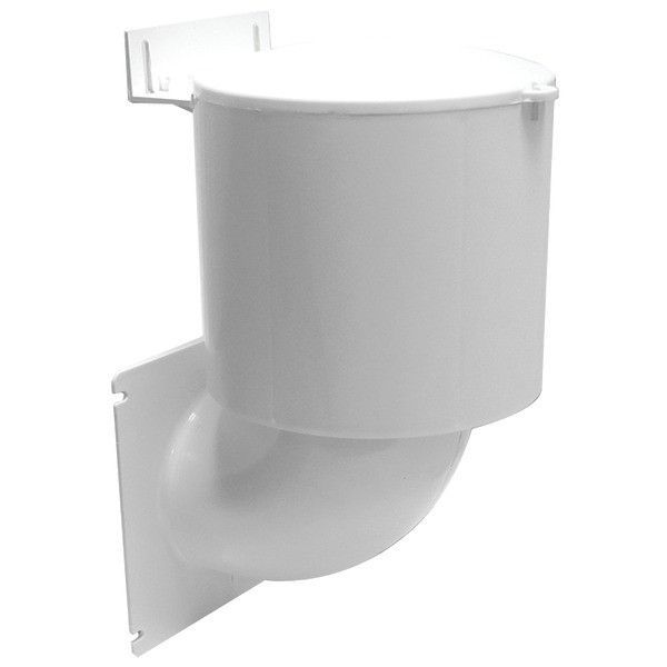 "4"" Dryer Vent Seal - LAMBRO - 289W"