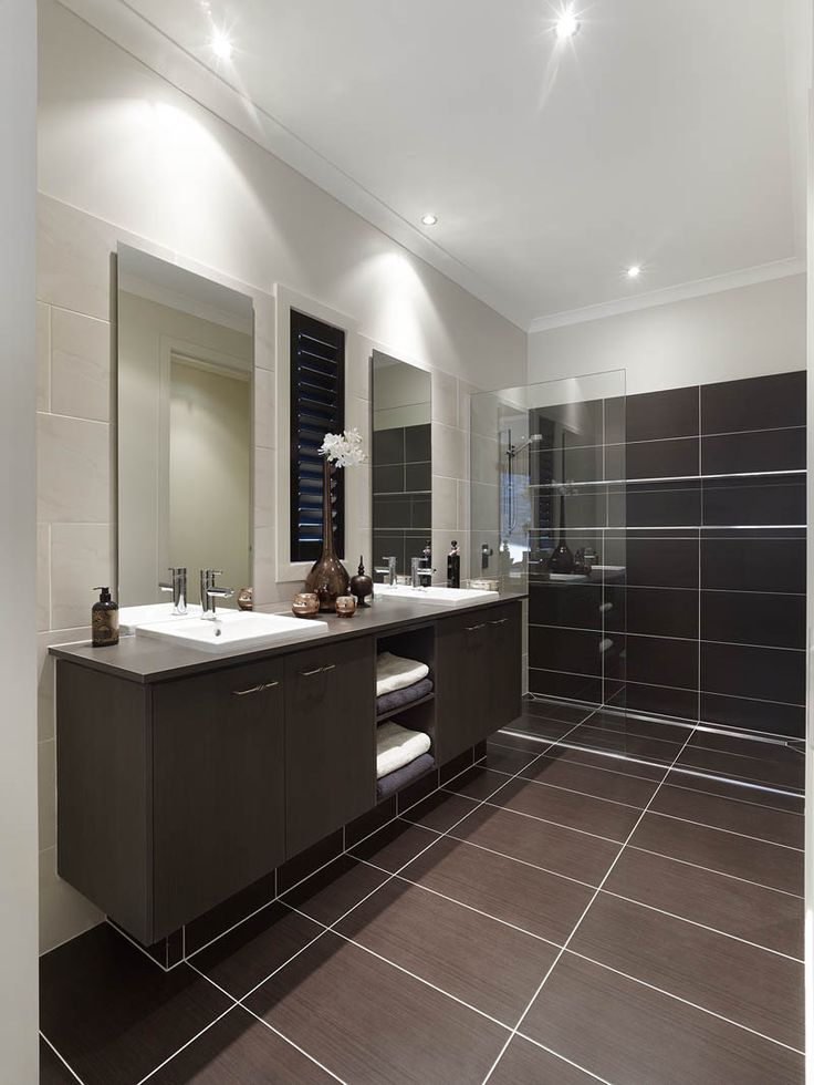 40 best images about colour brown on pinterest for Ensuite bathroom ideas