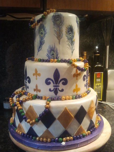 top wedding cake bakeries in new orleans 17 best images about mardi gras de fleur on 21084