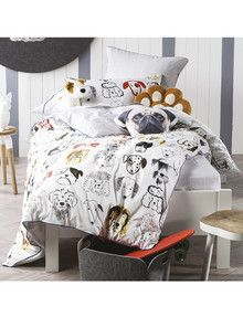 Hiccups Best In Show Duvet Cover Set product photo