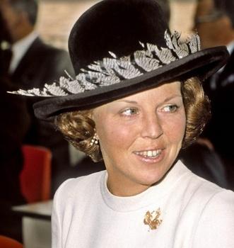 Princess Beatrix   The Royal Hats Blog