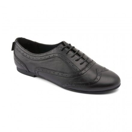 Dandy, Black Leather Girls Lace-up Angry Angels - Girls School Shoes - Girls Shoes http://www.startriteshoes.com/girls-shoes/school-shoes/dandy-black