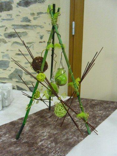 Les 25 meilleures id es concernant mariage zen sur for Decoration de table zen bambou