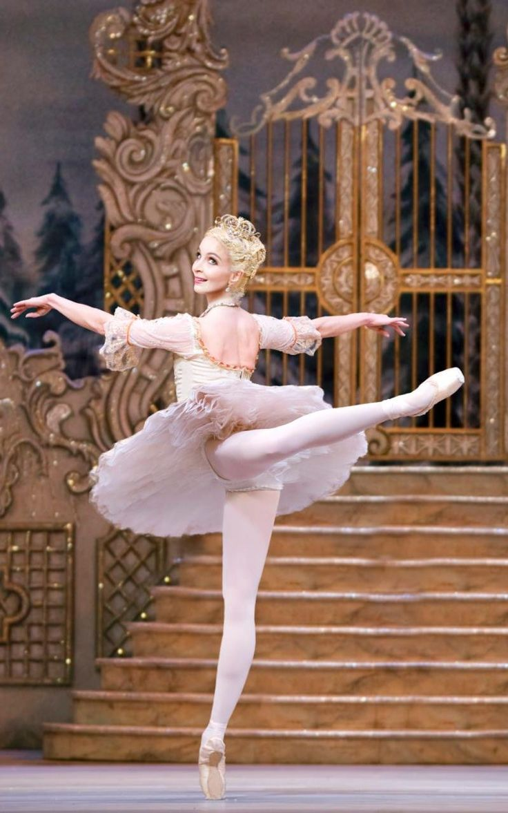 The path to becoming the Sugar Plum Fairy involves more than drilling the steps.