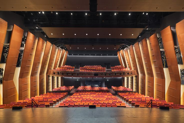 Gallery of The Marshall Family Performing Arts Center / Weiss/Manfredi - 5