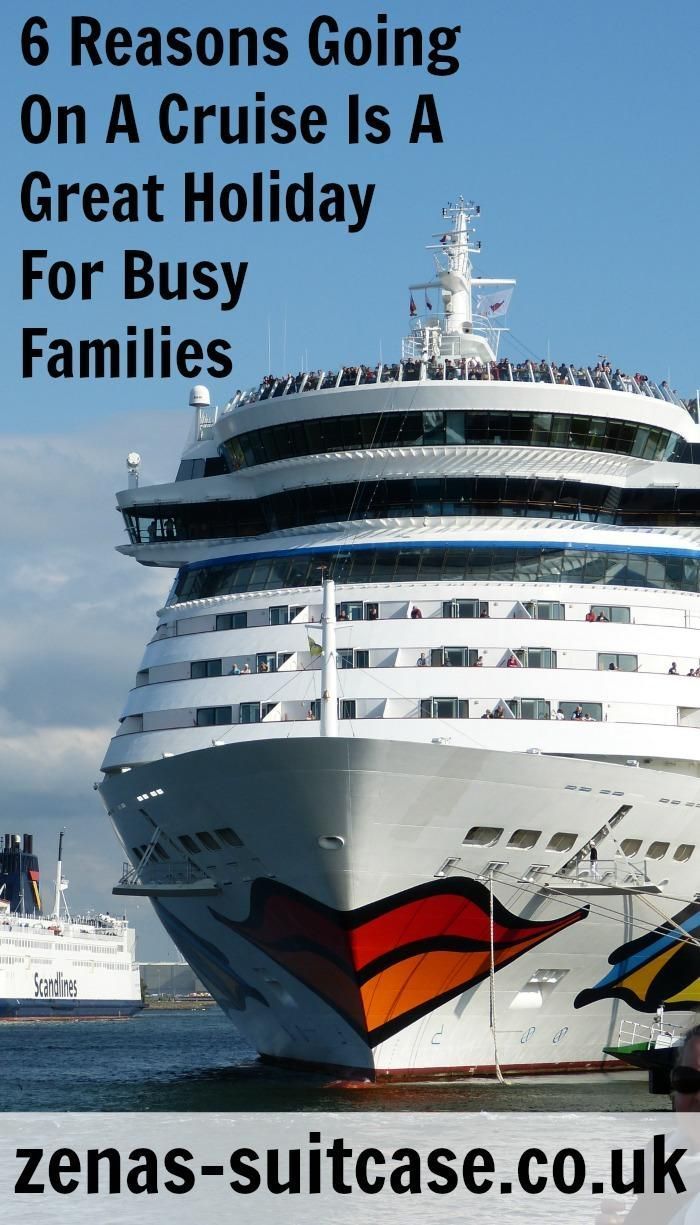 Reasons why cruise holidays are great for families | Which family cruise | Will my family enjoy a cruise | Are cruise ships family friendly