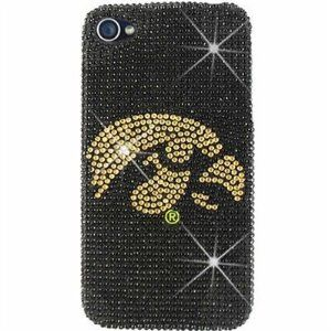 NCAA Iowa Hawkeyes Glitz iPhone 4G Case: Sports & Outdoors