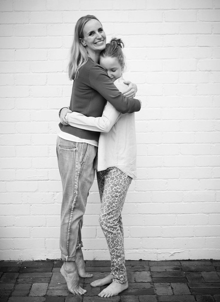 """""""Most of my life I've mothered and it's been all things to me – incredibly painful and incredibly joyous – I wouldn't have it differently."""" – Nicole Bonython-Hines, Stylist, mother to Audrey.  Read more of Nicole's family story via thegracetales.com.  #seedheritage #thegracetales #seedxtgtmothersday"""
