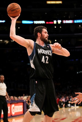 8.  Kevin Love------Minnesota Timberwolves  Position: Power forward  Age: 23
