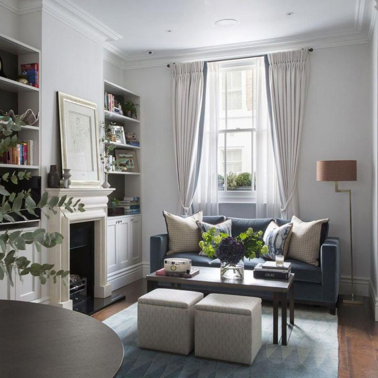 Sophisticated living room full of rich textures #havenlylivingroom Sophisticated living rooms