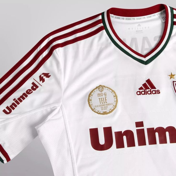 Camisa Fluminense - 13/14 Nº 7 - Comemorativa Telê Santana
