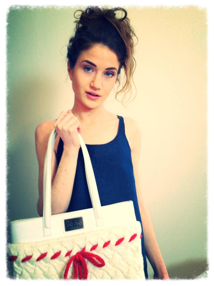 Sati Bibo' Saint Tropez Shopping bag