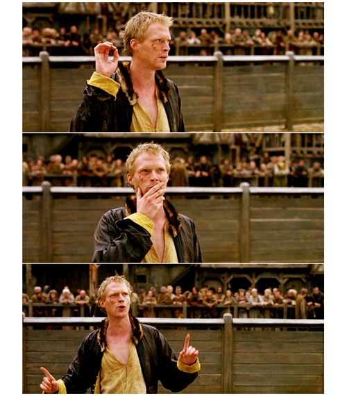 Paul Bettany. Hot Naked Chaucer. | There's handsomeness ...