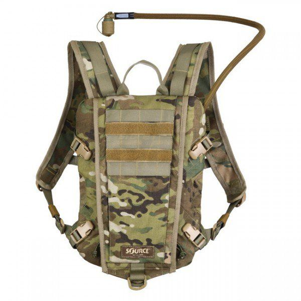 SOURCE Rider 3L Low Profile Hydration Pack - Multicam