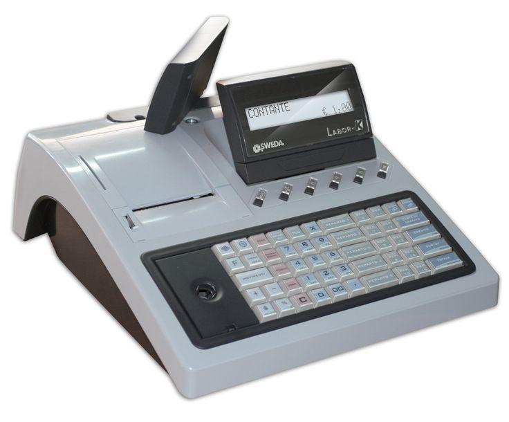 DITRONETWORK Srl - LABOR K - Registratori di cassa