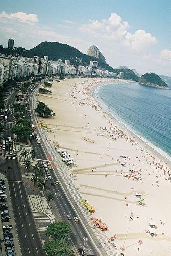 Brazil - just like the shot I took in 1979! Brings back memories!