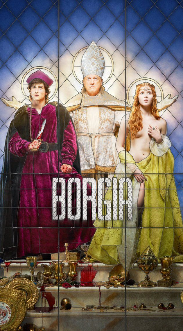 Borgia - longer, much better and more historically correct than the Showtime series which also has plenty of merit.