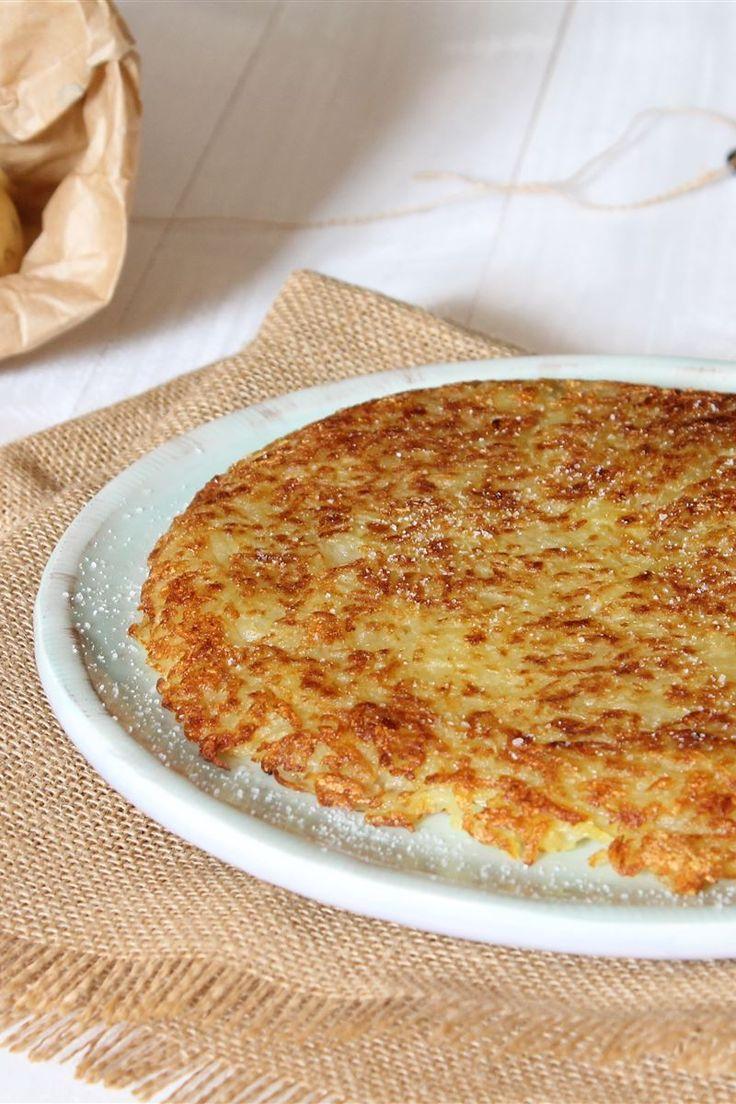 Il rosti è un piatto della cucina svizzera a base di patate, servito come contorno o come piatto unico.