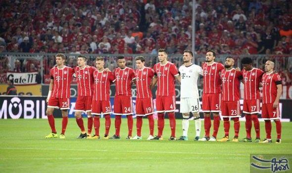 بايرن ميونخ الألماني يواجه فريق بشكتاش التركي في ملعب فودافون أرينا يحل بايرن ميونخ الألماني ضيف ا على بشكتاش التركي في ال Bayern Bayern Munich Soccer Field