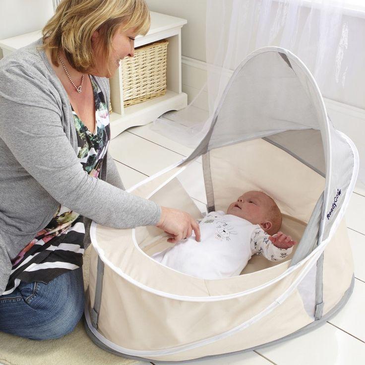 Achat de Lit pour bébé ReadyCot de 0 à 6 mois - Readybed au meilleur prix chez Raviday Matelas. Livraison 48h. Frais de port dès 3,99€ !