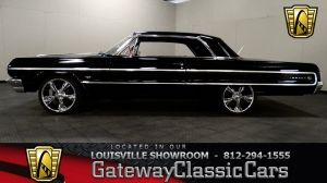 '64 Impala Gateway Classic Cars - classic cars for sale, muscle cars for sale, street rods, hot rods, mopars, antique cars, vintage cars