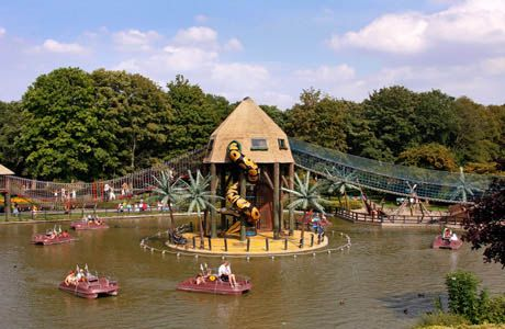 Linnaeushof - Europe's largest playground