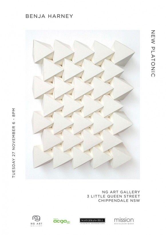 Benja Harney solo exhibition | desktop