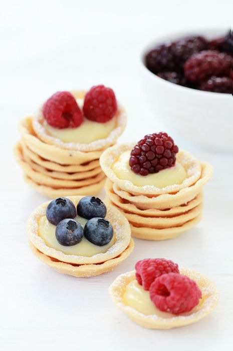 yummy mini tarts