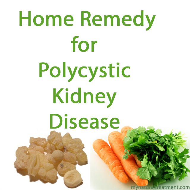 Home Remedy for Polycystic Kidney Disease and a PKD Diet Plan #polycystickydneys #PKD