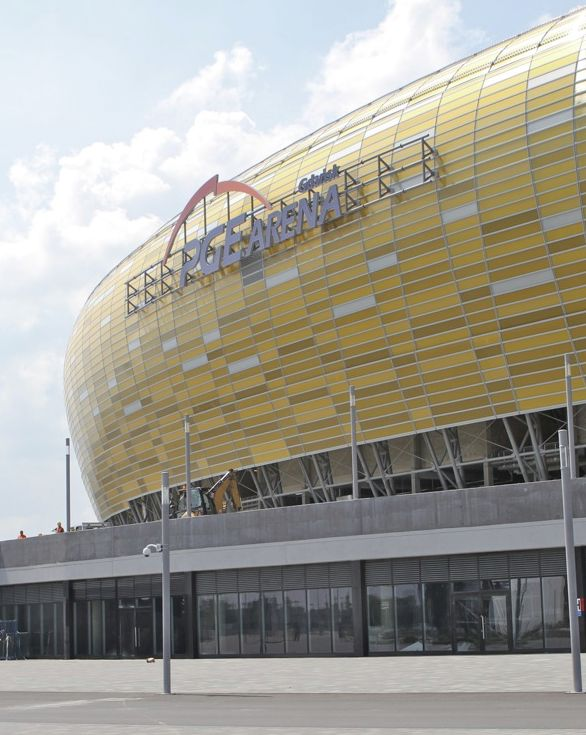 PGE Arena - Historia budowy stadionu | #gdansk #sightseeing #football #stadium