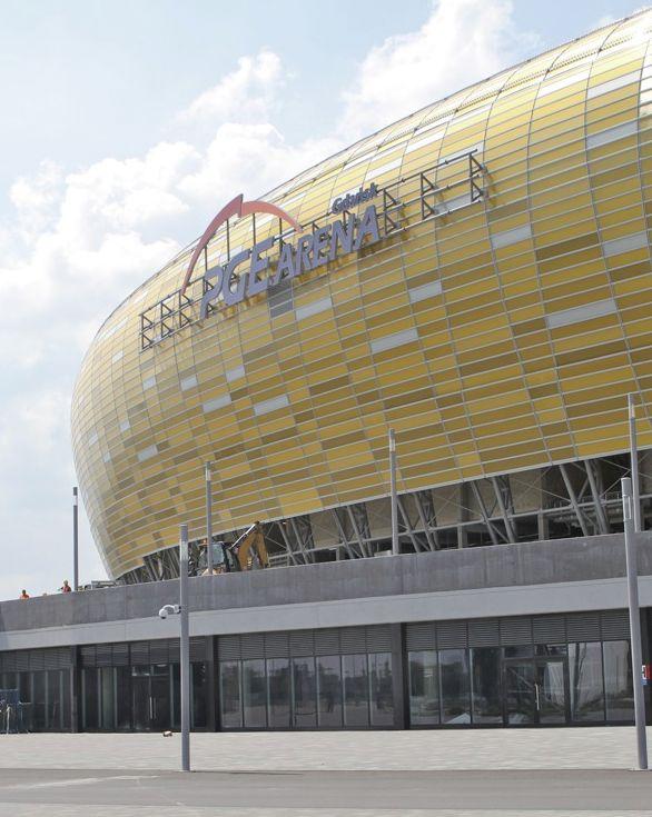 PGE Arena - Historia budowy stadionu | #gdansk #sightseeing #ilovegdn #football #stadium