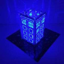 Doctor Who - Mini Tardis Night Light Tea Lamp (Dr. Who) Police Box