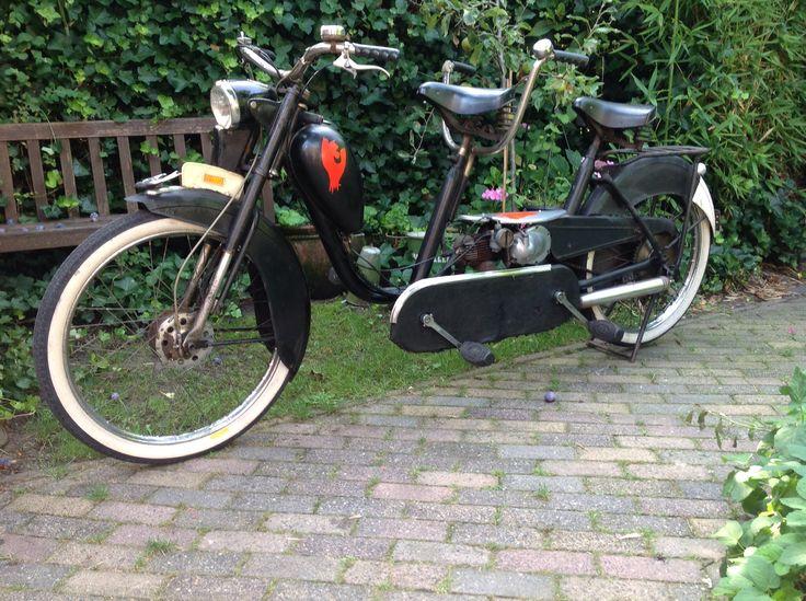 Eijsink Renata de Luxe maart 1955 gekocht bij firma Vlaanderen voor F 895,-