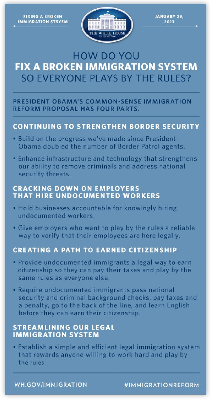 54 best no amnesty 2013 images on pinterest illegal aliens president obamas talking points for amnesty malvernweather Images