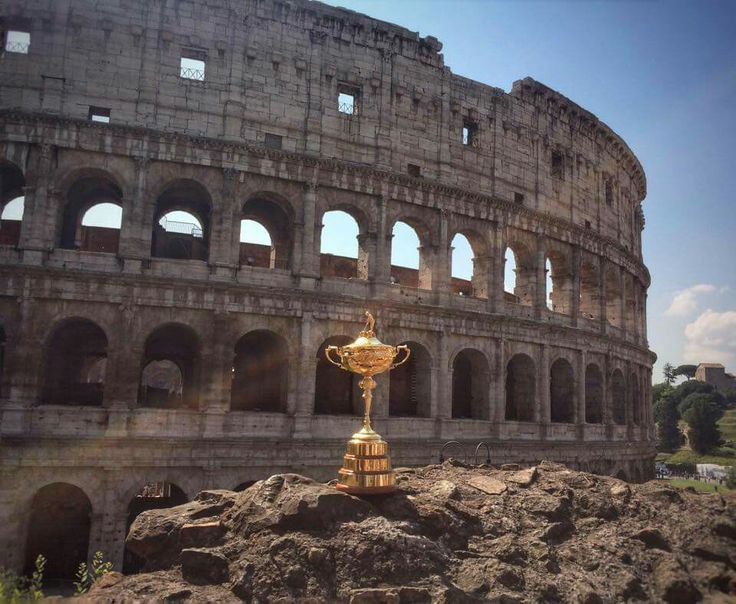 Ruder cup at the coliseum