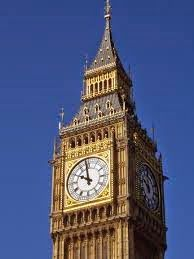 VARIEDADES: La hora exacta: El Big Ben