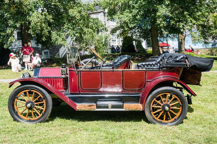 buick 25 touring 1914