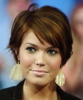 entzückende lange Pixie Cut-Ideen | haare | Short hairstyles ...
