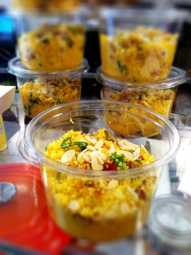 #salad #couscous @NanuRoma www.nanubagelbar.it