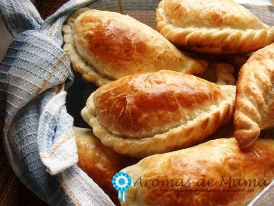 Aromas de Mamá | Recetas de Cocina | aromasdemama.com: EMPANADAS CRIOLLAS