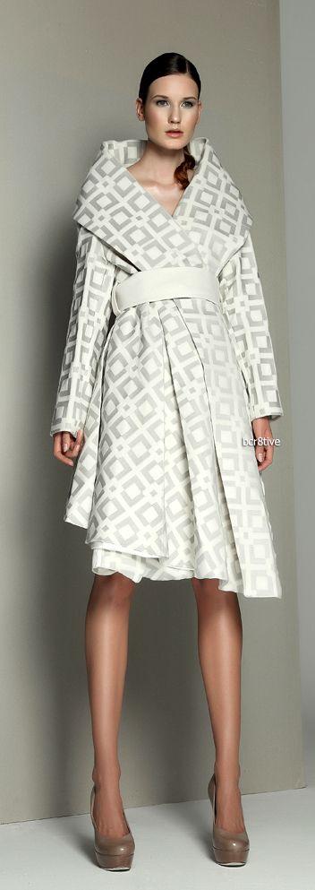 Dress/coat from Kamila Gawronska