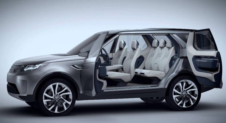 2018 Land Rover Discovery Design, Engine & Cost Estimate