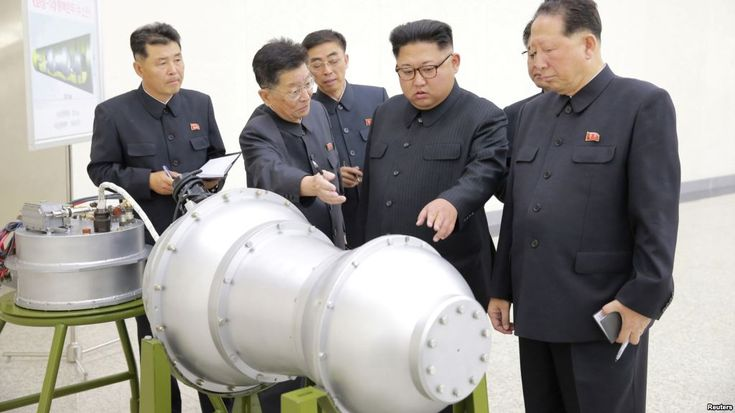 German Spy Chief: N. Korea Has Gotten Nuclear Equipment Through Its Berlin Embassy - February 5, 2018.  North Korea has been getting equipment and technology for its nuclear weapons program through its embassy in Berlin, Germany's intelligence chief says.