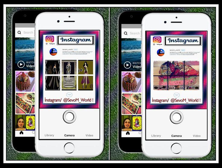 #INSTAGRAM #SevoM_World #TasarımveLezzet #Fashiondesign #Food #followme #SevinçYiğitArabacı https://www.instagram.com/sevom_world/