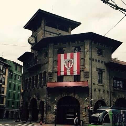 Bilbao. Estación-Atxuri