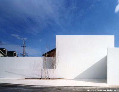 Akira sakamoto architect associates architecture for Art minimal architecture